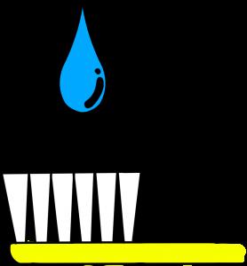 ③唾液で磨こう。磨いた後はお好みでオーガニックの歯磨き粉などをご使用ください